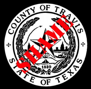Travis County Shame
